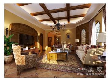重庆亚博体育app在线下载全屋亚博体育app官方下载田园风格客厅